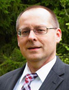Dozent Andreas Gruetz