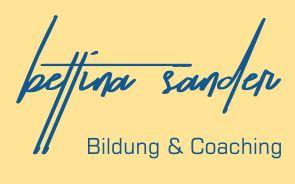 Logo Bettina Sander Bildung & Coaching UG (haftungsbeschränkt)